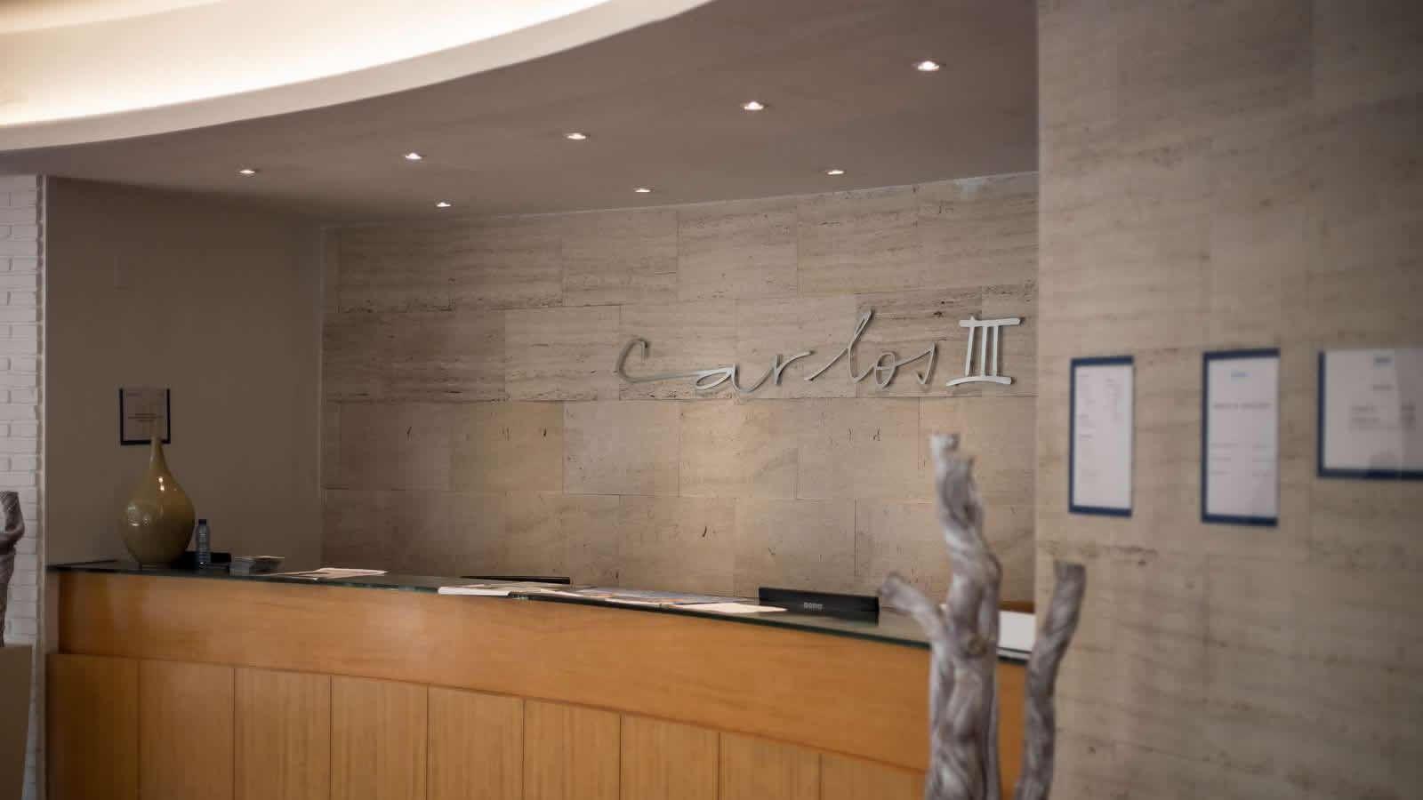 Welcome to the Carlos III Hotel in Alcanar - San Carlos de la Rapita – the Ebro Delta