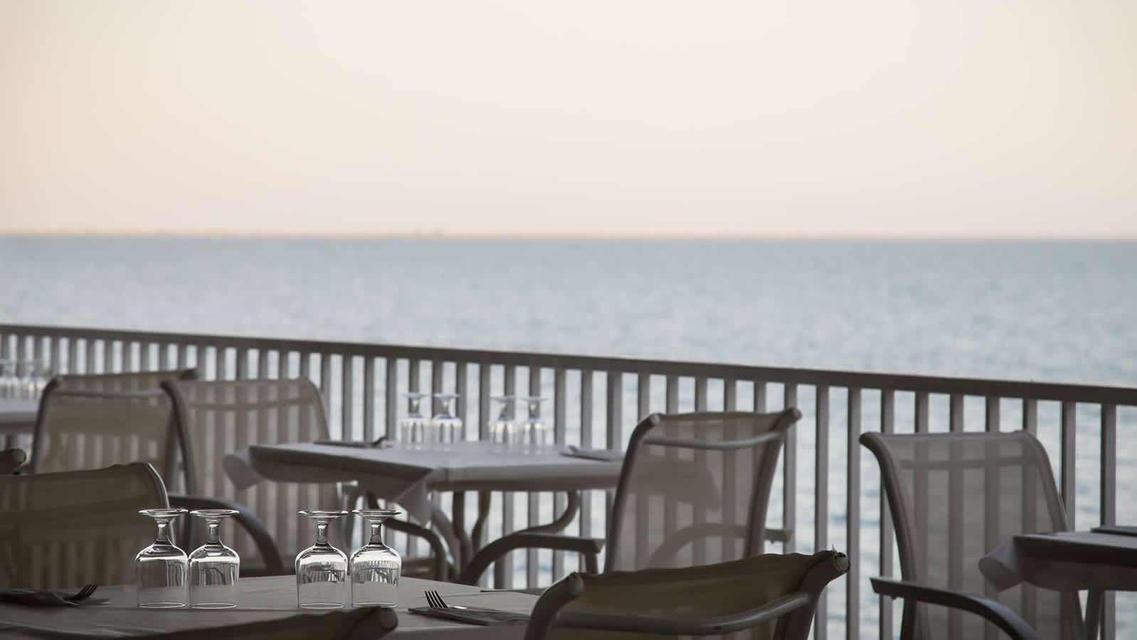 Benvinguda a l'hotel Sant Carles de la Ràpita, Alcanar, delta de l'Ebre