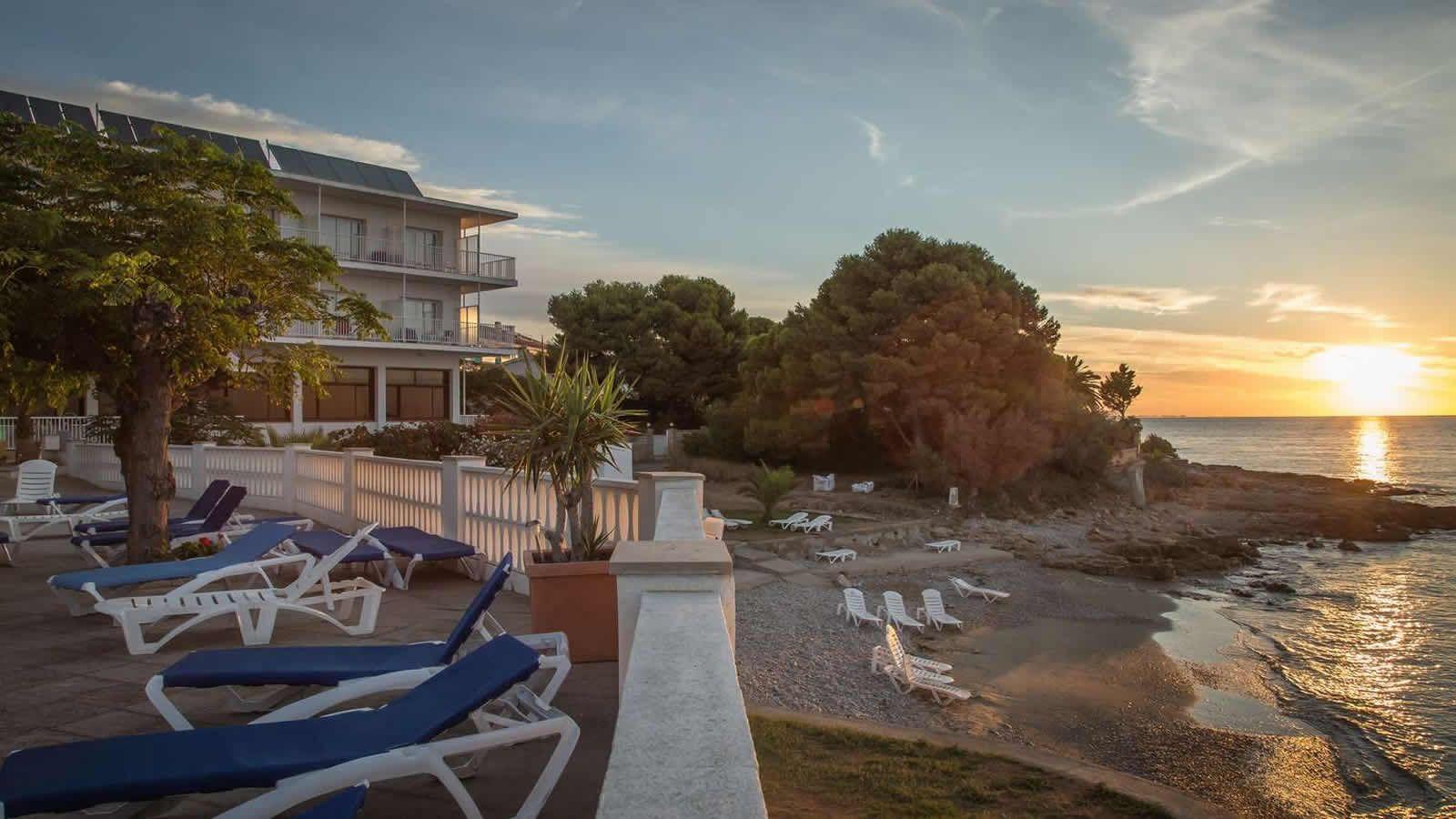 Actividades en el Hotel Carlos III  en Alcanar - San Carlos de la Rápita - Delta del Ebro