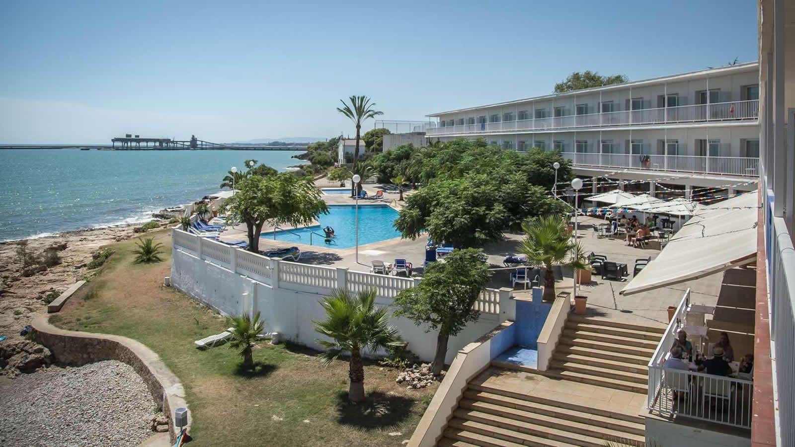 Activities at the Carlos III Hotel Facilities in Alcanar - San Carlos de la Rapita - the Ebro Delta
