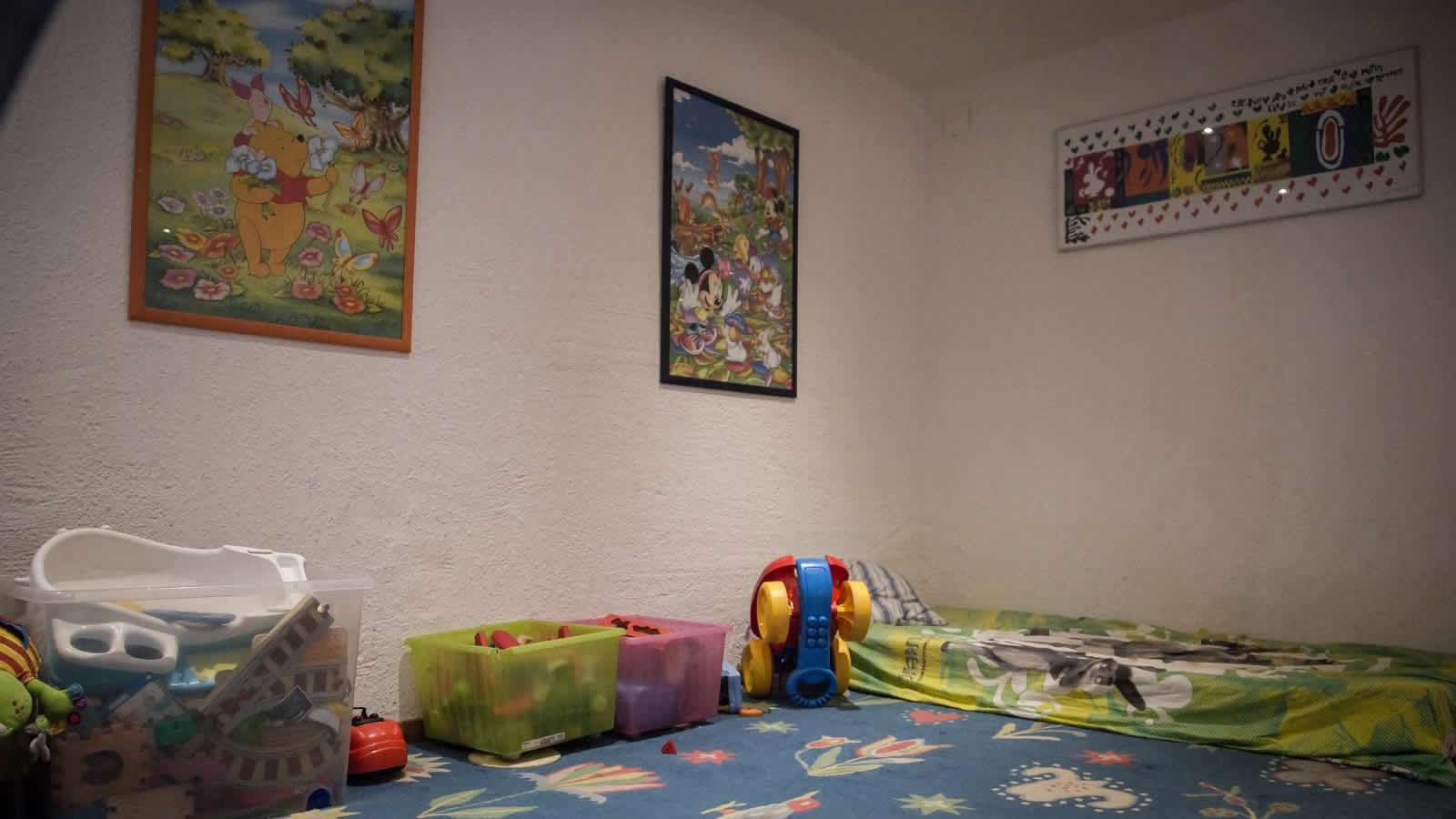 Activities for Children in the Playroom of the Carlos III Hotel in Alcanar - San Carlos de la Rapita - the Ebro Delta
