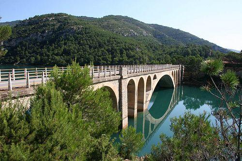 Ulldecona - Ulldecona Reservoir Tour