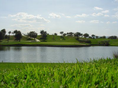 Panoramic Golf Course Tour