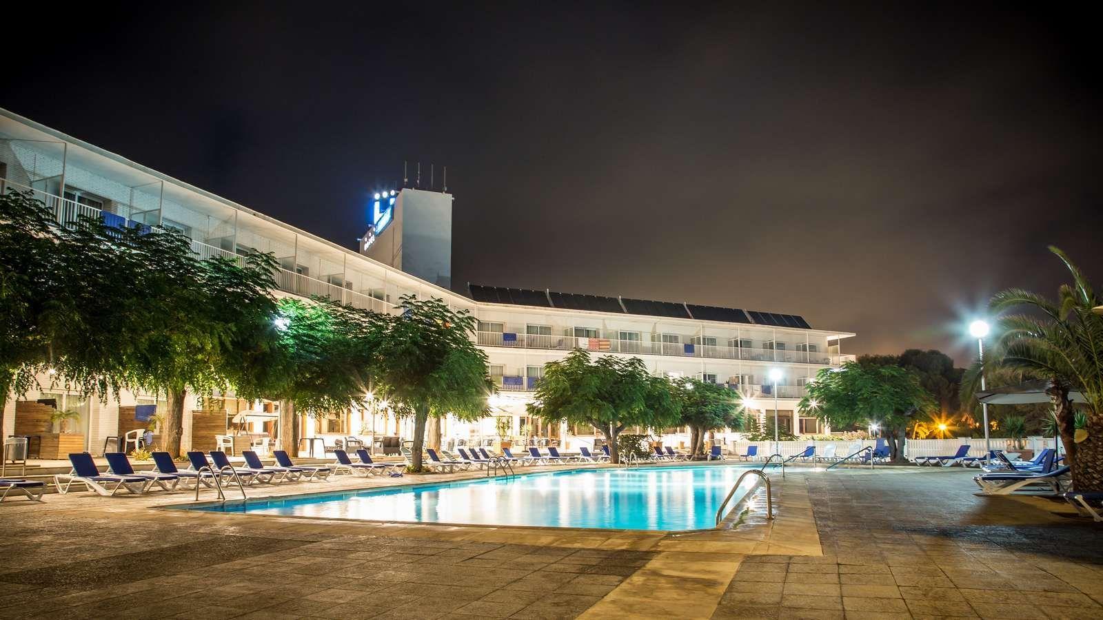Hotel Carlos III Sant Carles de la Ràpita, Alcanar, delta de l'Ebre