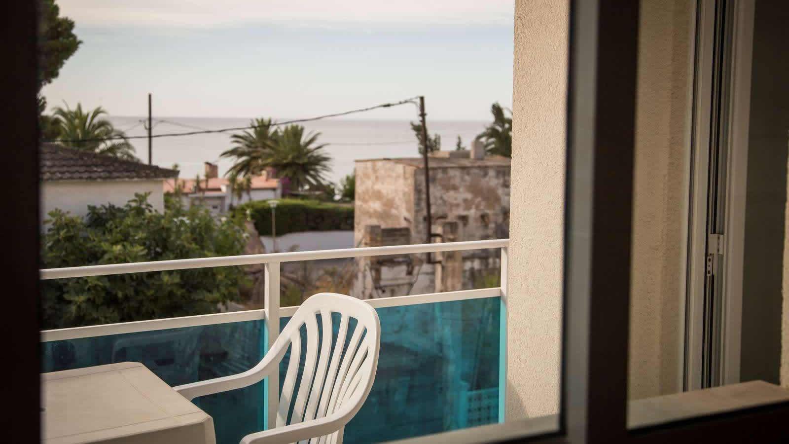 Apartamentos del Hotel Carlos III en Alcanar - San Carlos de la Rápita - Delta del Ebro