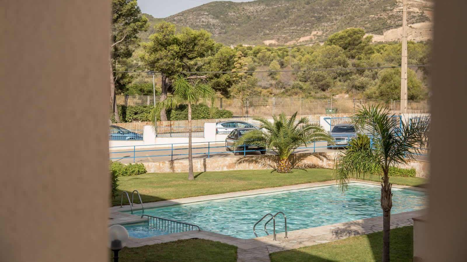 Appartements a l'Hôtel Carlos III à Alcanar- Saint carles de la Rapita- Delta de l'Ebre