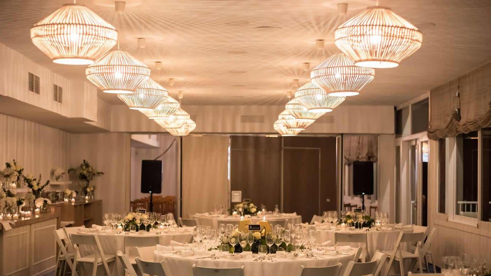 Celebracions bodes, bateig i aniversaris. Hotel Sant Carles de la Ràpita, Alcanar, delta de l'Ebre