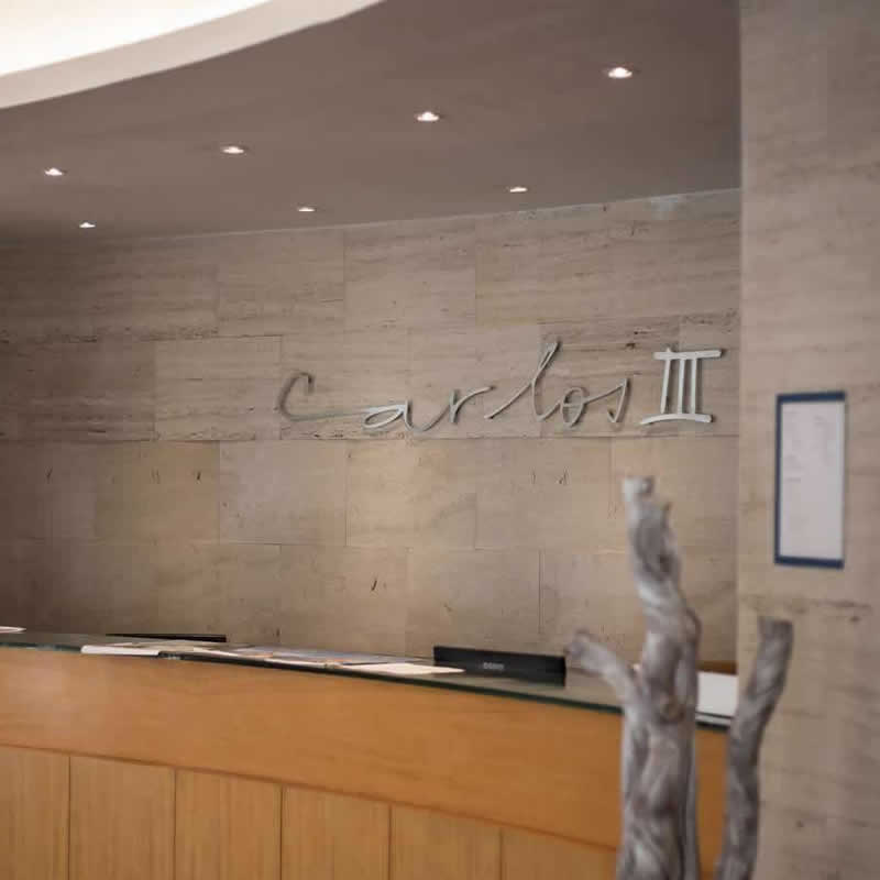 Welcome to the Carlos III Hotel in Alcanar